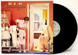 LP REO Speedwagon - Good Trouble