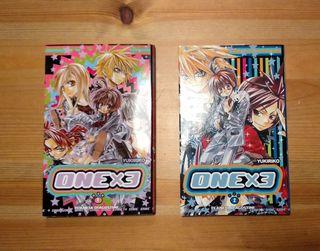 Manga OneX3