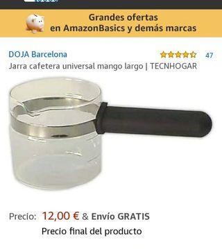 Jarra cafetera + Regalo