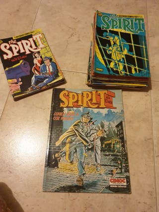 cómics antiguos SPIRIT 39 unidades