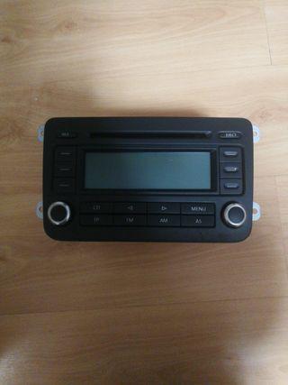 Dispositivo radio para Volkswagen