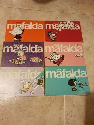 cómics mafalda