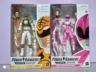 Pack Power Rangers NUEVO