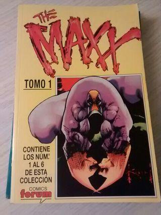 The Maxx - comics completo 21 #