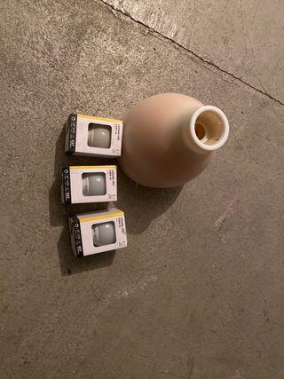 3 bombillas les 1000 lúmenes