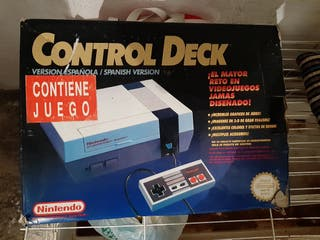 Control Deck Nintendo
