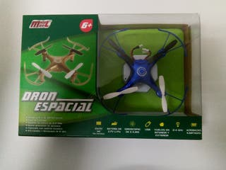 Dron niños