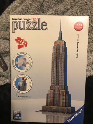 Puzzle Ravensburger 3D 216 piezas