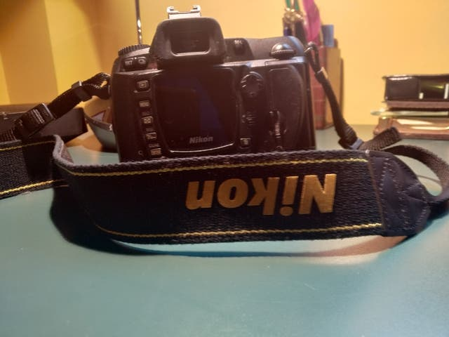 Camara de fotos digital Nikon D70S