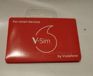 Vodafone V-Sim para GPS