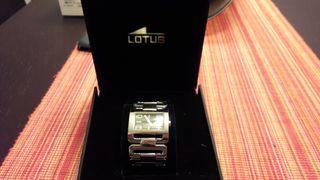 reloj Lotus acero mujer
