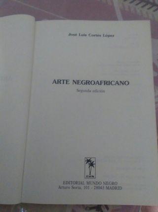 Arte Negro Africano de José Luis Cortes Lopez