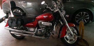 Moto Hyosung Aquila 250cc