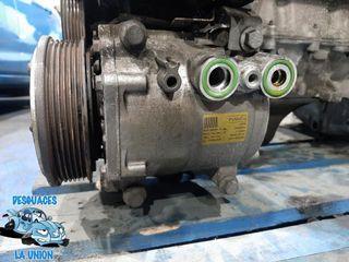 Compresor de aire acondicionado Ford Fiesta 68cv.
