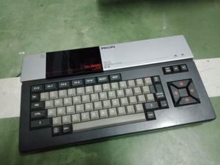 ordenador MSX vintage Philips 8020