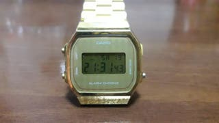 Reloj Casio A168