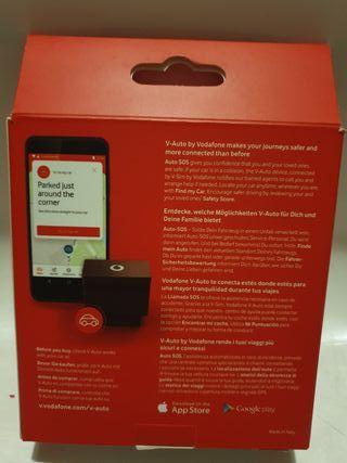 Localizador GPS Vehículo Vodafone
