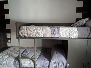 Conjunto dormitorio.