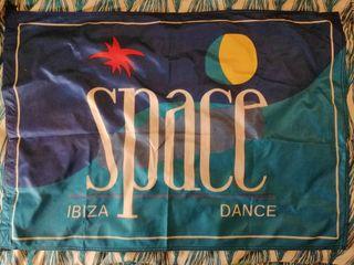 Bandera discoteca Space Ibiza