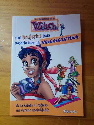 Libro secreto de las witch vacaciones