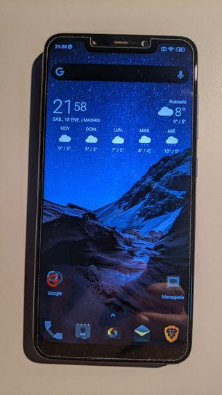 PocoPhone F1, Xiaomi, movil, snapdragon 845, Miui