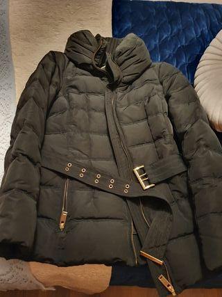 chaqueta negra mujer talla Mediana