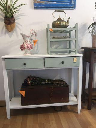 Mesa auxiliar vintage