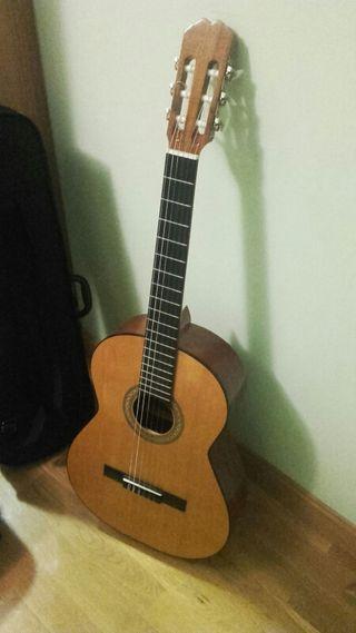 Guitarra principiantes. ¡Chollaco!