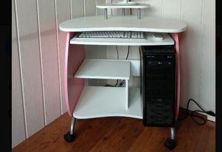 Mesa para ordenador.
