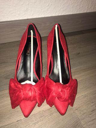 Zapatos rojos NUEVOS!!