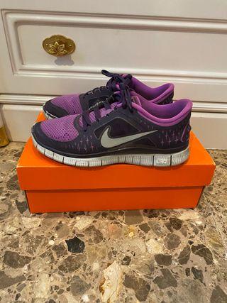 Zapatillas Nike Free Run +3