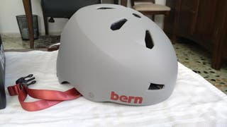 casco BERN macon H2o (impecable)
