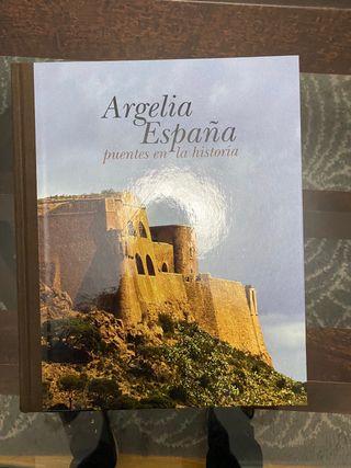 Libro Argelia España