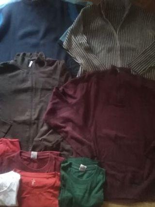 Lote ropa hombre t. 2XL. CHOLLO