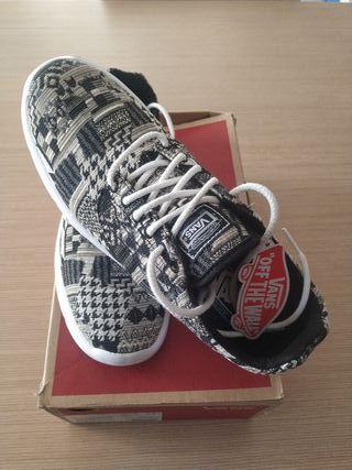 zapatillas Vans nuevas talla40