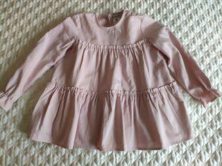 Vestido niña 4 años de Nueces