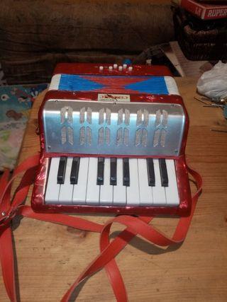 antiguo órgano si funciona