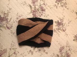 Bufanda cuello de lana