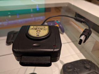 Adaptador mandos PSX/PS2 > Xbox