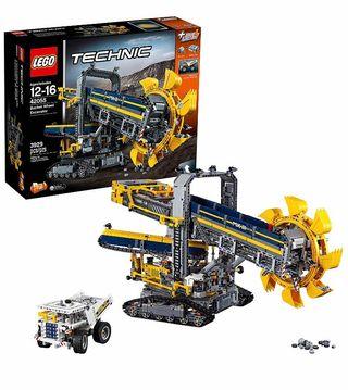 Excavadora LEGO 42055.