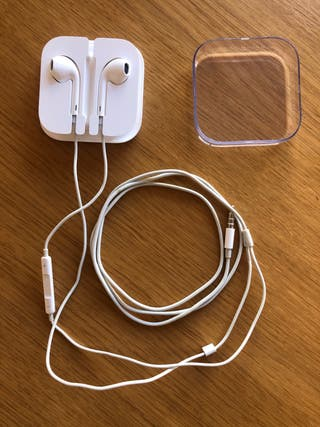 Apple Earpods con clavija de 3,5cm