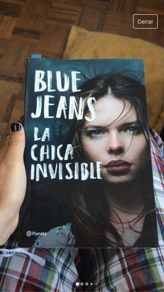Libro: La chica invisible