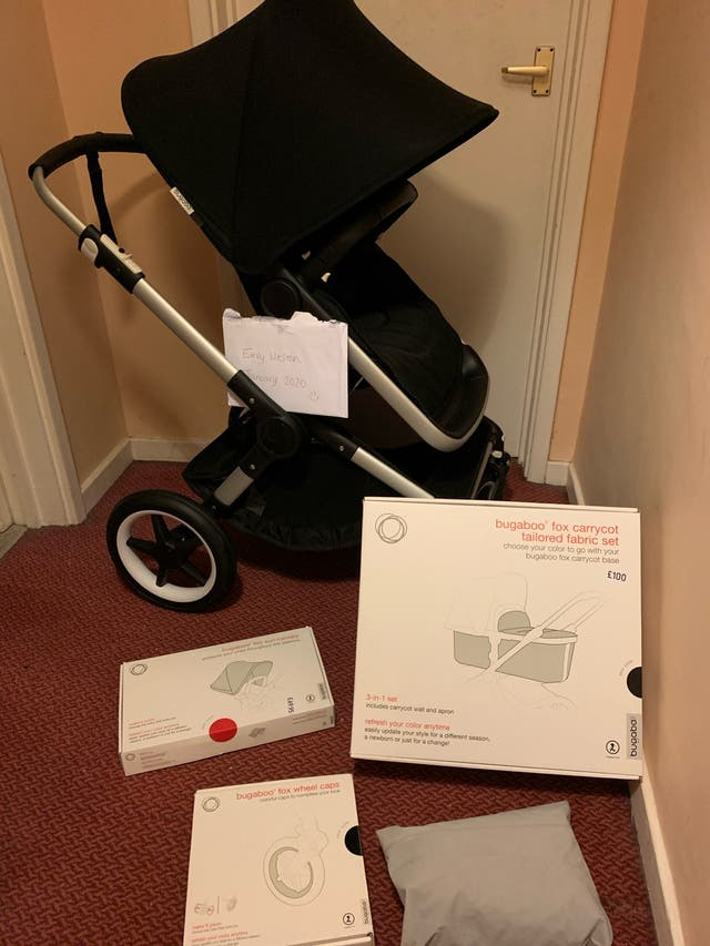 Bugaboo fox bundle COLLECTION ONLY