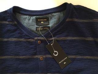 Camiseta Quicksilver chico S