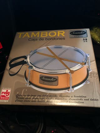 Tambor musical infantil