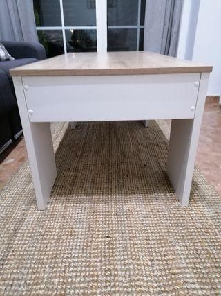 mesa auxiliar abatible