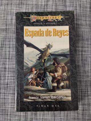 Libro Espada de Reyes