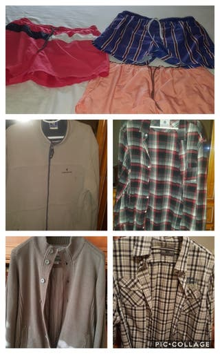 lote ropa hombre XL