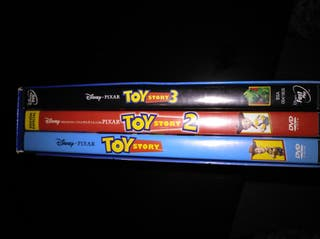 películas toy story