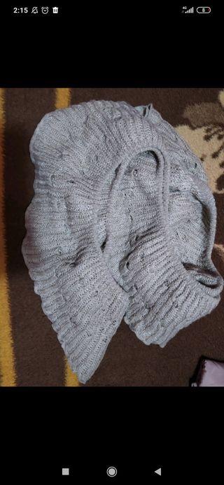 bufanda ondeada